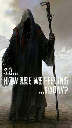 Grim reaper swell