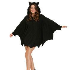 #DISFRAZ MURCIELAGO NEGRO - tienda online, lenceria y moda sexy divinaslocuras  #DisfrazMurcielago negro  Contiene 1 Vestido Murciélago con Gorro incluido