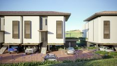 PROGRAM: RESIDENTIAL LOCATION: IZINGA ESTATE, UMHLANGA, SOUTH AFRICA SIZE: ± 3520m²  Le Parc lifestyle apartments, developed on the edge of one of Durban's most vibrant and economically active coastal hubs. Umhlanga Rocks, where a need for spacious, private housing is prevalent. This landmark development is a striking balance of design, style and consideration in every aspect. A modern take on apartment living, with living space and privacy being key from conception.  The large stand enabled… Kwazulu Natal, Apartment Living, Living Spaces, Coastal, Conception, Consideration, Apartments, South Africa, Architects