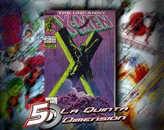 UNCANNY X-MEN # 251 DE MARK SILVESTRI, 1989. $ 120.00 Para más información, contáctanos en http://www.facebook.com/la5aDimension