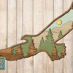 Turtle/ Ocean coast/ Laser cut files/ SVG/ DXF/ Home decor/   Etsy Diy Dining Room Table, Lean To Greenhouse, Bird Christmas Ornaments, Christmas Items, Shop Layout, Laser Cut Files, Scroll Saw Patterns, Childrens Room Decor, Rustic Signs