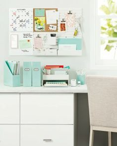 Back to Routine Basics - Back to school ideas and solutions from Martha Stewart