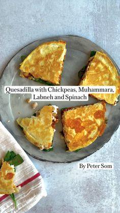 Veggie Recipes, Lunch Recipes, Mexican Food Recipes, Vegetarian Recipes, Cooking Recipes, Healthy Recipes, What's Cooking, Good Food, Yummy Food