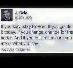 Cole rise and shine lyrics