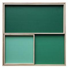 Display tarjotin 3-setti, vihreä ryhmässä Tarjoilu / Tarjoilutarvikkeet…