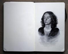 Friendsbook - a mole for my friends by Thomas Cian, via Behance.