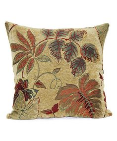 This Wheat Sagaponack Throw Pillow is perfect! #zulilyfinds