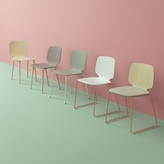Babila chairs by Odo Fioravanti