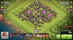 strategy to take 3 stars at every town hall 8_clash of clans