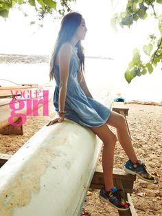 [DARA X Vogue girl Korea Magazine Photo Shoot] #DARA #다라 #산다라박 2NE1 #2NE1 #VOGUEGIRL