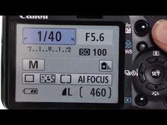Три правила фотосъемки: ISO, выдержка и диафрагма - YouTube