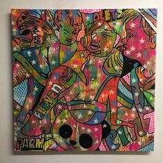 """The Information"" by Barrie J Davies 2017"