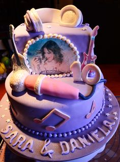 Violetta cake..