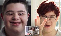 A powerful ad campaign by the Canadian Down Syndrome Society shows people with the condition answering commonly asked questions about Down syndrome.