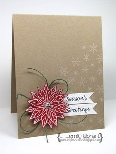 Art♥from♥the♥Heart: Season's Greetings
