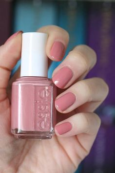 Essie Nail Polish Colors New the Best Selling Essie Polishes Of All Time with Sw. Essie Nail Polish Colors New t. Essie Nail Colors, Pink Nails, Spring Nail Colors, Red Nail, Glitter Nails, Cute Nails, Pretty Nails, Hair And Nails, My Nails