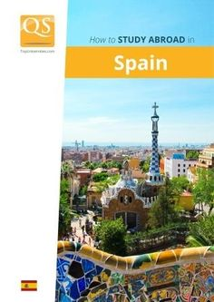 Get ready to #studyabroad in #Spain, with our complete guide. Free to read online, the guide covers: - Guide to the Spanish higher education system - Applications & visa requirements - Overview of tuition fees & living costs - Information about funding & exchange programs - How to stay and work in Spain after graduation Download our guide now! #QSWUR #ttot #travel #wanderlust