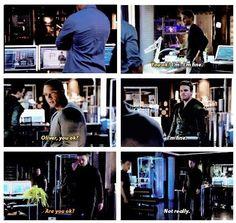 Arrow - Oliver, Roy and Diggle #3.7 #Season3 <3