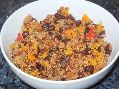 Spicy Southwestern Quinoa