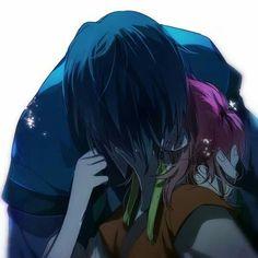 Hak & Yona Kiss Aunque no sea en la serie