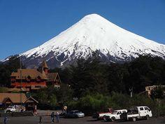 Puerto Varas Lago Todos los Santos Vulcão Osorno