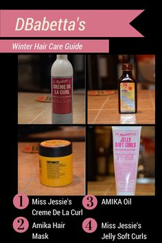 @Terez Baskin's Winter Hair Care Guide