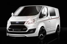 Ford Transit by Carlex Design UK - Motorward