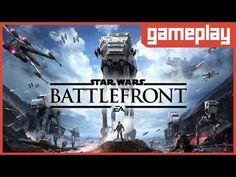 [GAMEPLAY] Star Wars: Battlefront Beta - Conhecendo a Versão Beta do Gam...