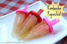 kombucha pops
