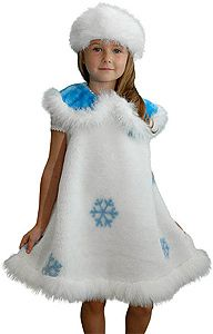 Another snowflake costume idea