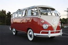 23 window samba... my hubby would LOVE to have this one
