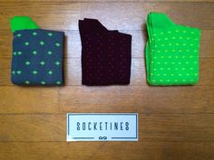 Christmas gifts are coming! Thanks Socketines for this socks