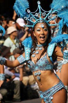 Carnaval de Rio ?
