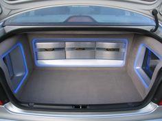 custom bmw 5 series car audio install