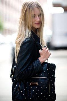 everyday black bag