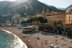 Recommended Reading: Road Trip Amalfi