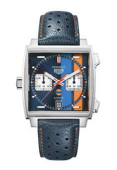 TAG Heuer Monaco Gulf Special Edition Makes U.S. Debut at WatchTime New York 5eaaba9e26e1