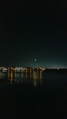 가을밤바다