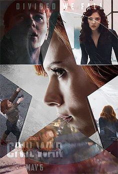 """I Can Do This All Day!"" #CaptainAmericaCivilWar #BlackWidow"