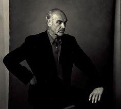 Annie Liebowitz, photographer   Sean Connery