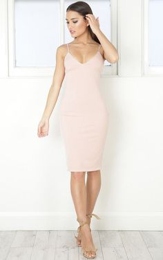 b340379b7e1 Simplicity Is Key dress in blush Produced By SHOWPO