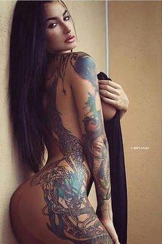 Tattoo Tart ~ SchoolGirl❤Tart