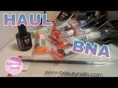 HAUL beautynails - YouTube