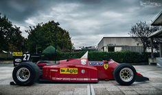 1984 Ferrari 126C4