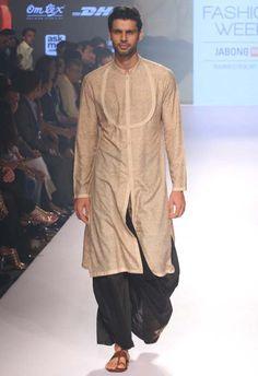 Raghavendra Rathore at Lakme Fashion Week S/R 2015
