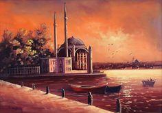 İstanbul Tabloları İST 047