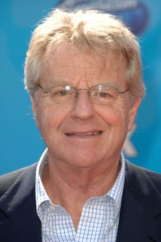 The Talk: Jerry Springer America's Got Talent & Man Marries Horse