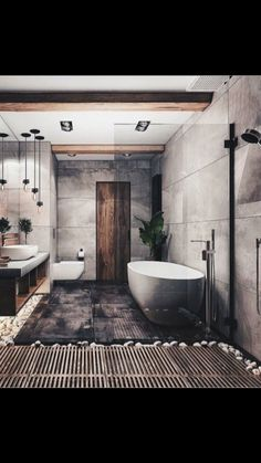 Bathroom Goals ♥👌 Tag friends 👥 Render by Are you looking for a support for your interior and and architectural visuals ? Contact us at email 📩 We would love to help you making your projects looking great ! Start tag be featured in our gallery ✔ Interior Design Inspiration, Bathroom Inspiration, Home Interior Design, Design Ideas, Design Interiors, Dream Home Design, Modern House Design, Cabin Design, Loft Design