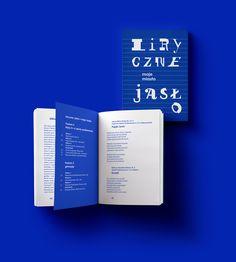 Liryczne Jasło. Book layout