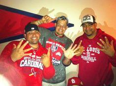 The Molina Brothers (Yadier, Jose, and Bengie) St Louis Baseball, St Louis Cardinals Baseball, Stl Cardinals, Yadier Molina, No Crying In Baseball, Angels Baseball, Mlb, Tampa Bay Rays, National League